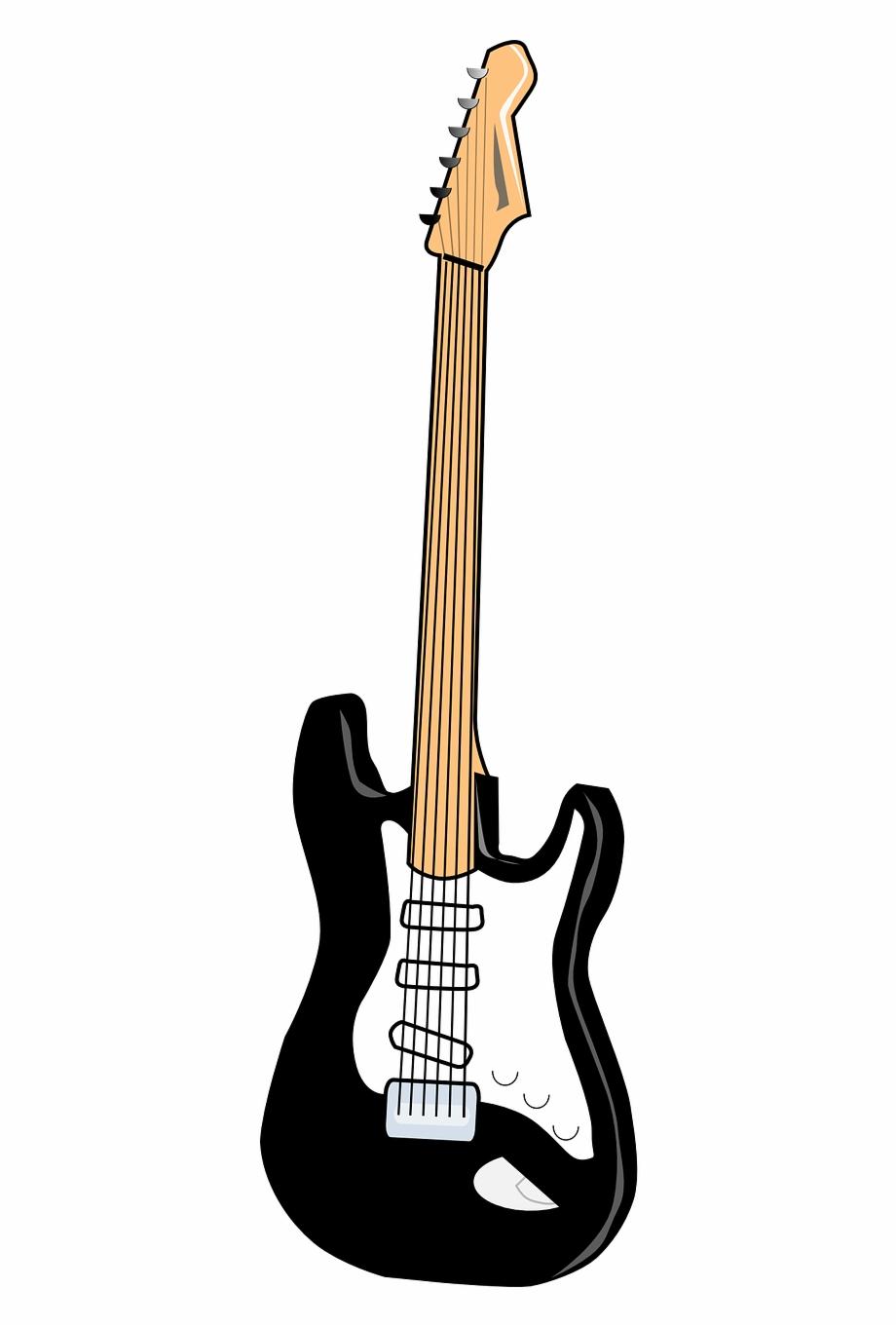 Electric Guitar Music Guitar Png Image.