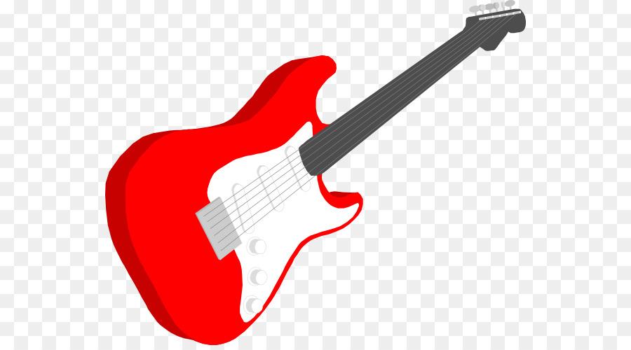 Guitar Cartoon png download.