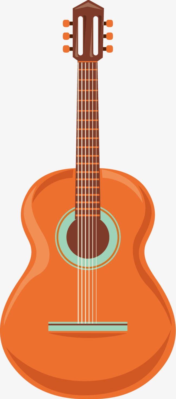 Cartoon Instrument Guitar PNG, Clipart, Acoustic Guitar, Art.