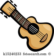 Cartoon guitar clip art Clip Art Vector Graphics. 757 cartoon.
