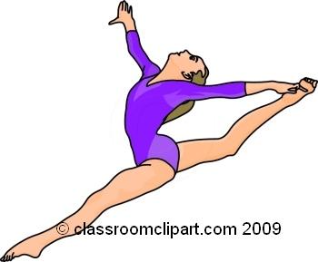 Free cartoon gymnastics clip art danasrij top.