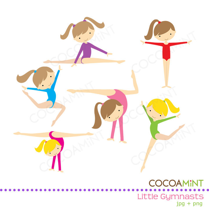 Gymnastics clipart cartoon, Gymnastics cartoon Transparent.