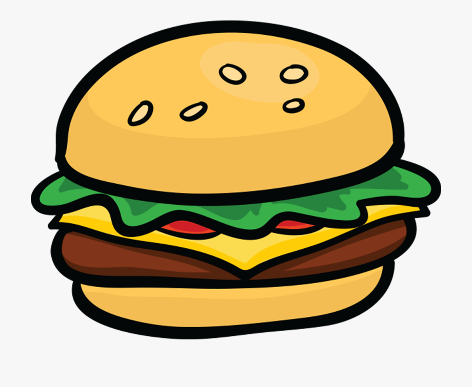 Foods Clipart Sticker.