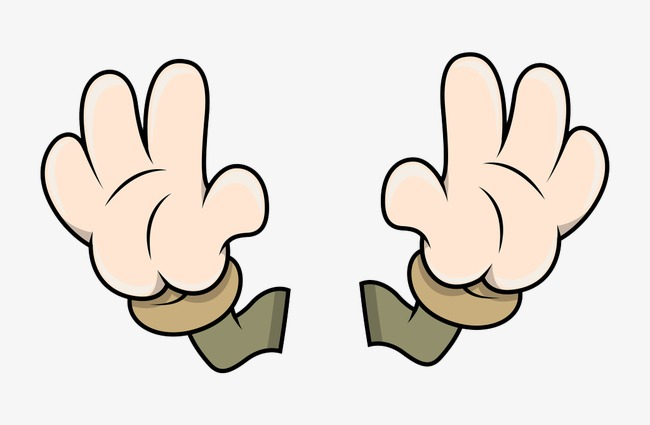 Clipart cartoon hands 5 » Clipart Station.