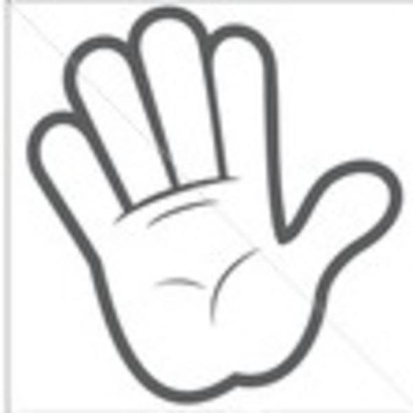 Clipart cartoon hands 1 » Clipart Station.