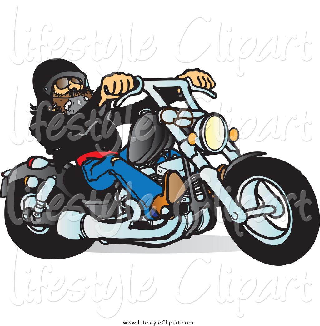 Free Harley Davidson Clipart.