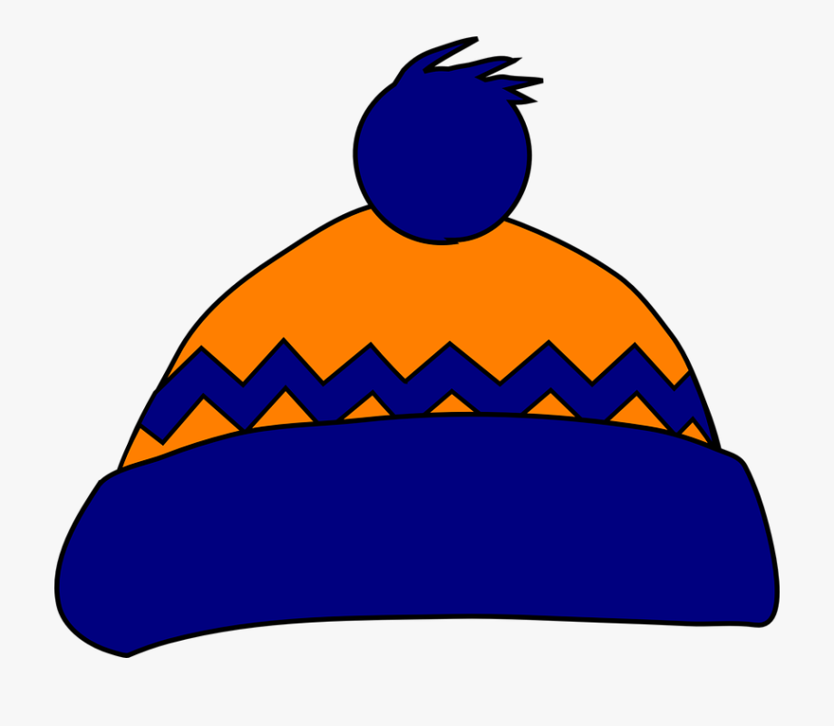 Vector Free Stocking Cap Clipart.