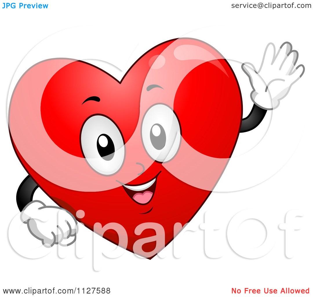 Cartoon heart clipart 2 » Clipart Portal.
