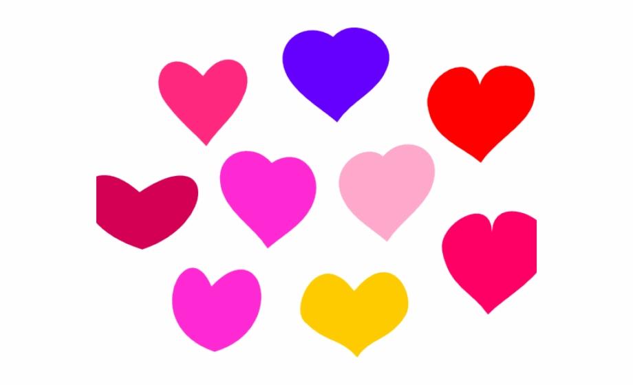 Pics Of Cartoon Hearts.