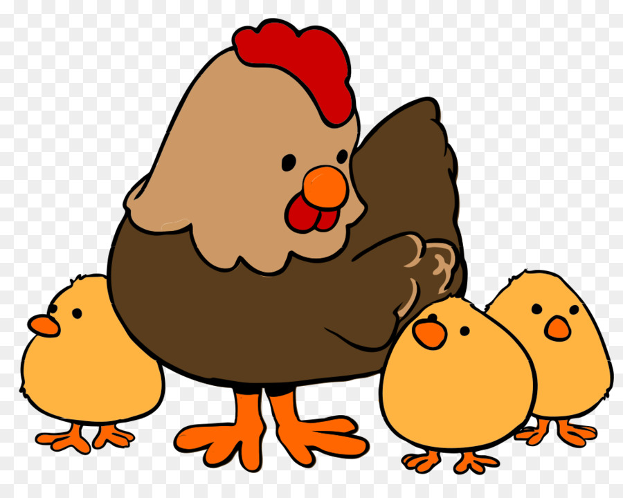 Chicken Cartoon clipart.
