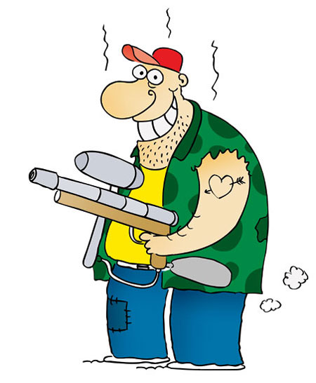 Free Cartoon Hillbilly Pictures, Download Free Clip Art, Free Clip.