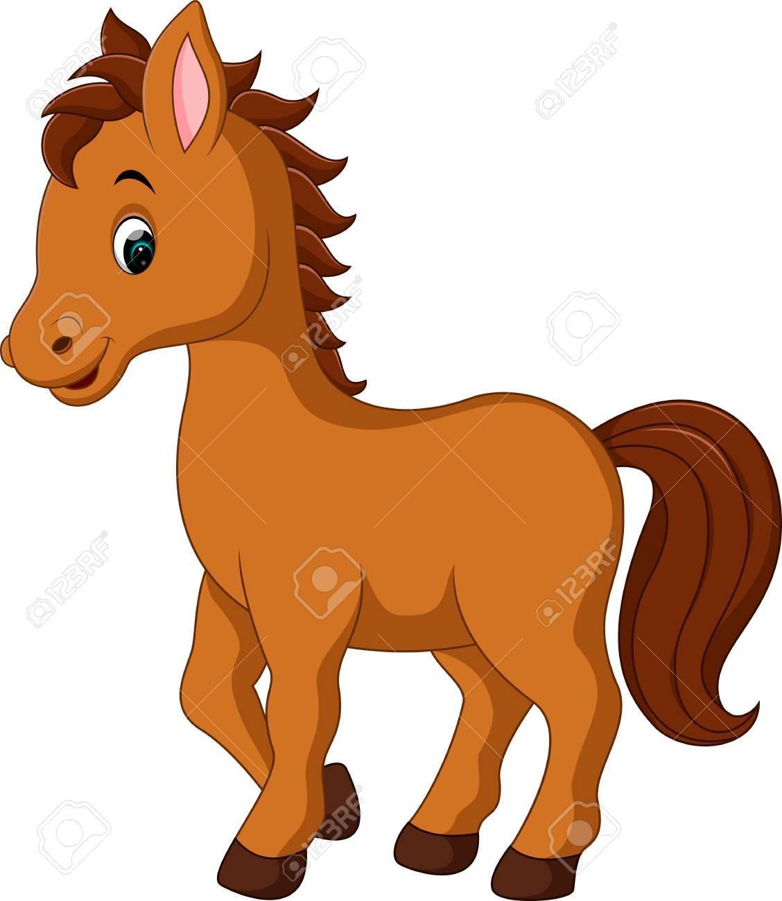 Cartoon horse clipart 7 » Clipart Station.