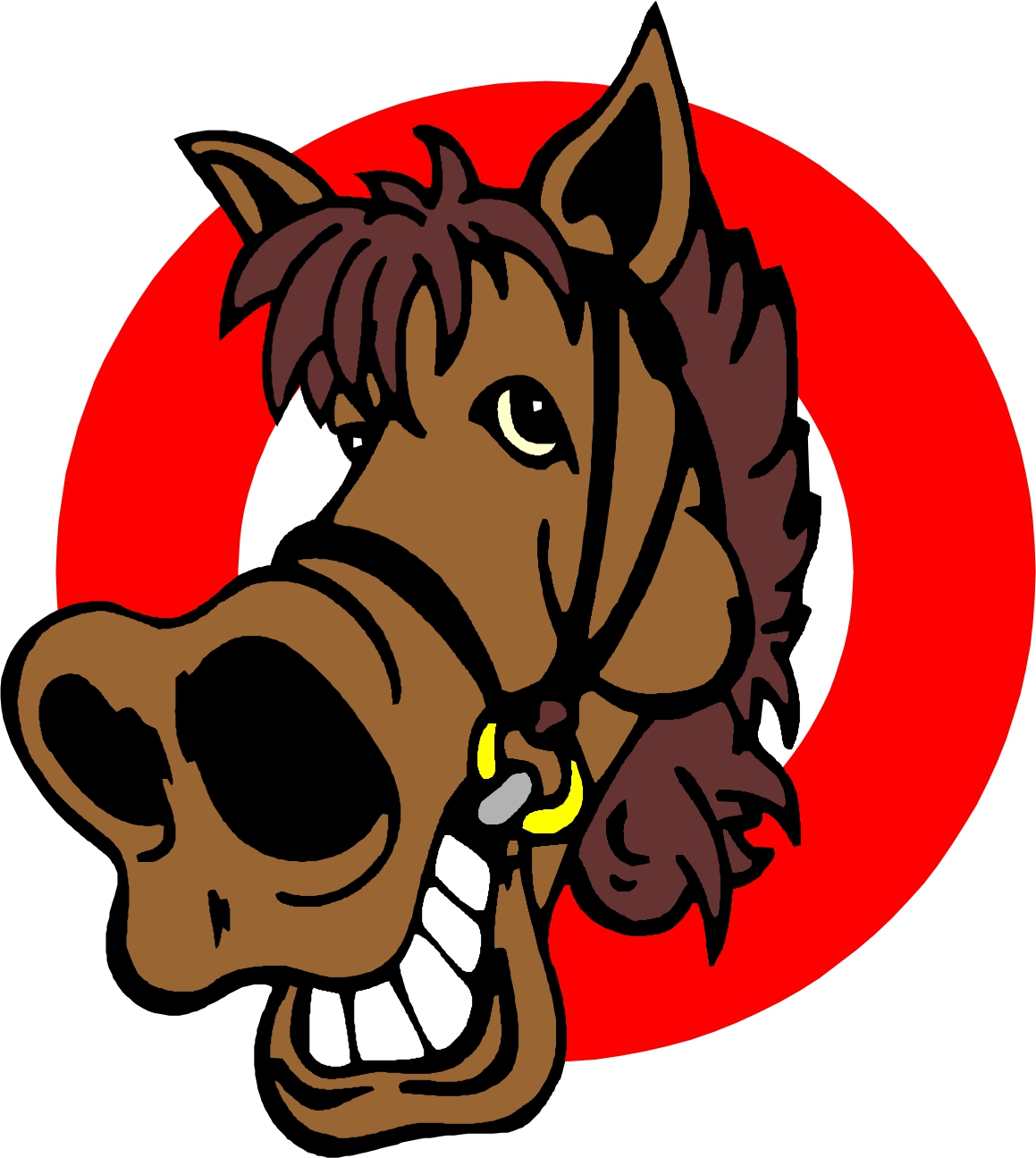 Free Horse Head Cartoon, Download Free Clip Art, Free Clip Art on.