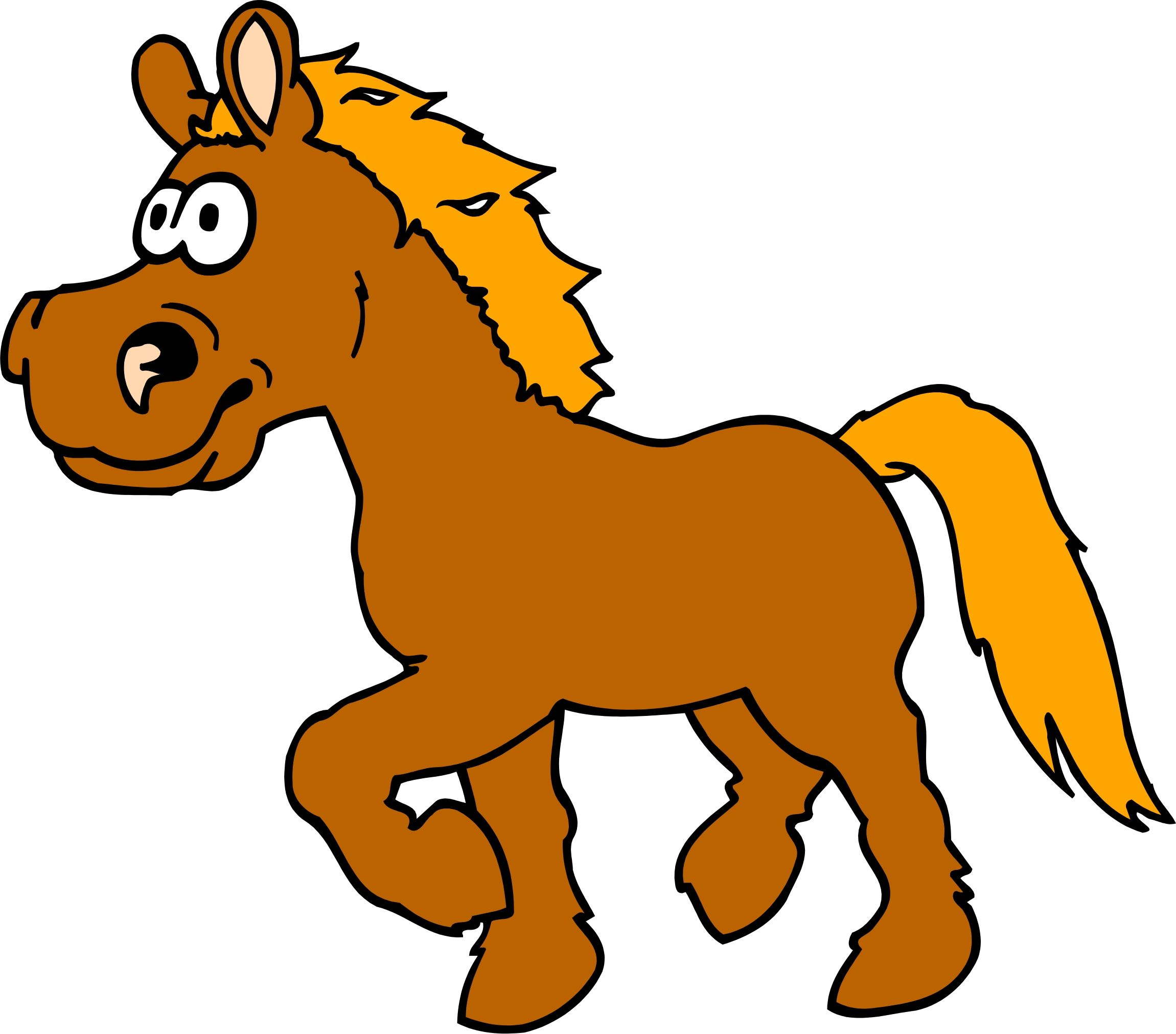 Free Cartoon Horses Images, Download Free Clip Art, Free.