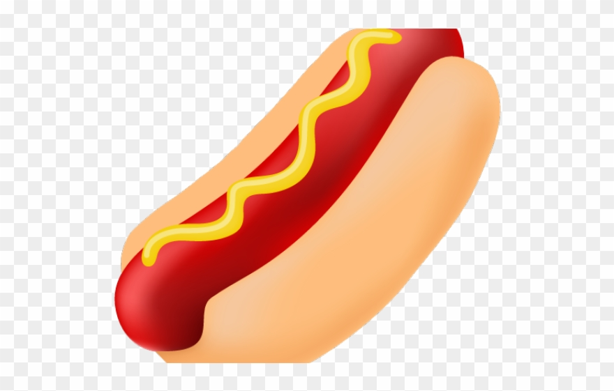 Hot Dogs Clipart Fast Food.