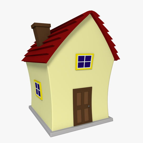 Free Cartoon House, Download Free Clip Art, Free Clip Art on Clipart.