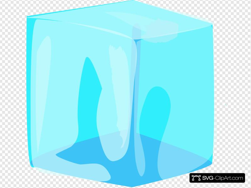 Ice Cube Clip art, Icon and SVG.
