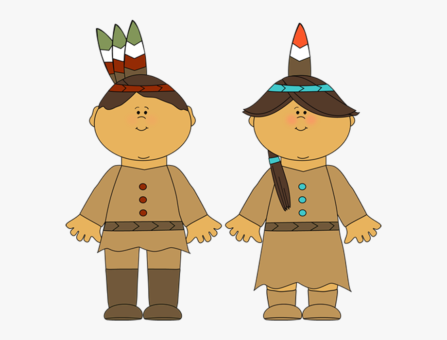 Clipart Transparent Library Native Americans Png Picture.