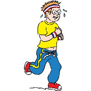 Similiar Cartoon Person Jogging Keywords.
