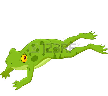 12,302 Jumping Frog Stock Vector Illustration And Royalty Free.