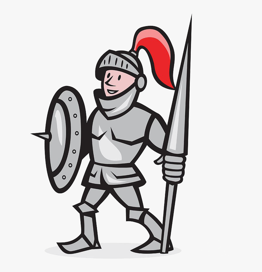 Transparent Knight Png.