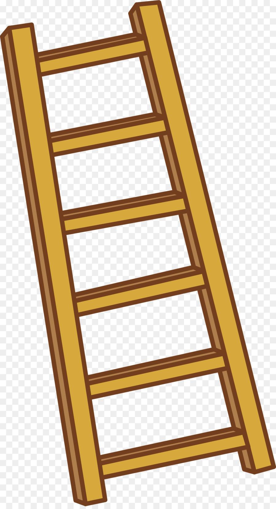 Ladder Cartoon clipart.