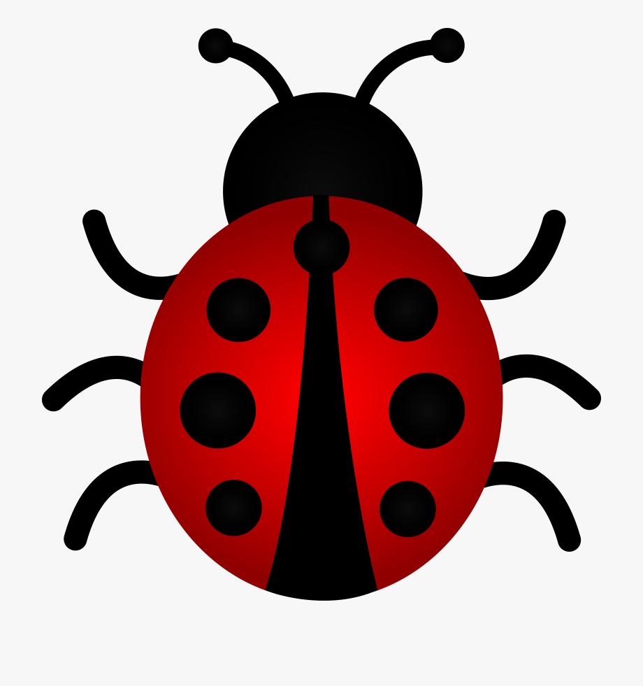 Free Ladybug Clipart.