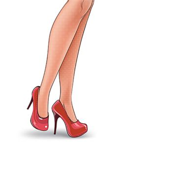 Legs PNG Images.