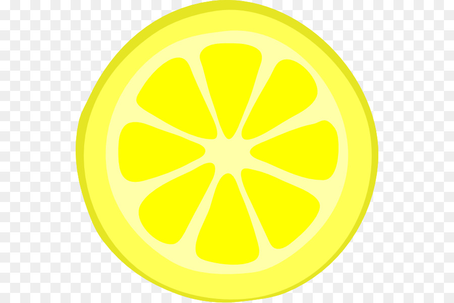 Cartoon Lemon clipart.