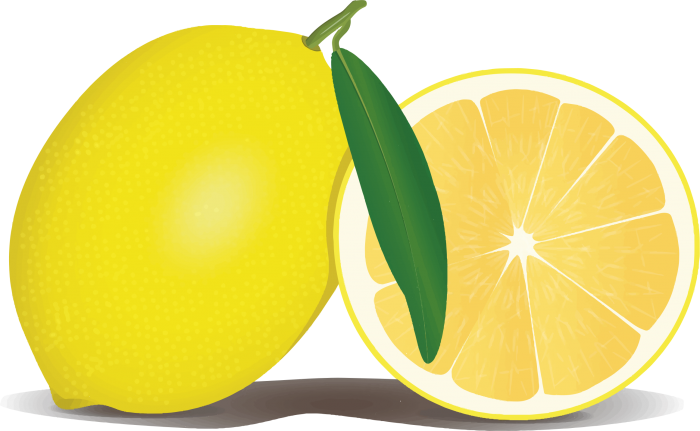Cartoon Lemon Png Vector, Clipart, PSD.