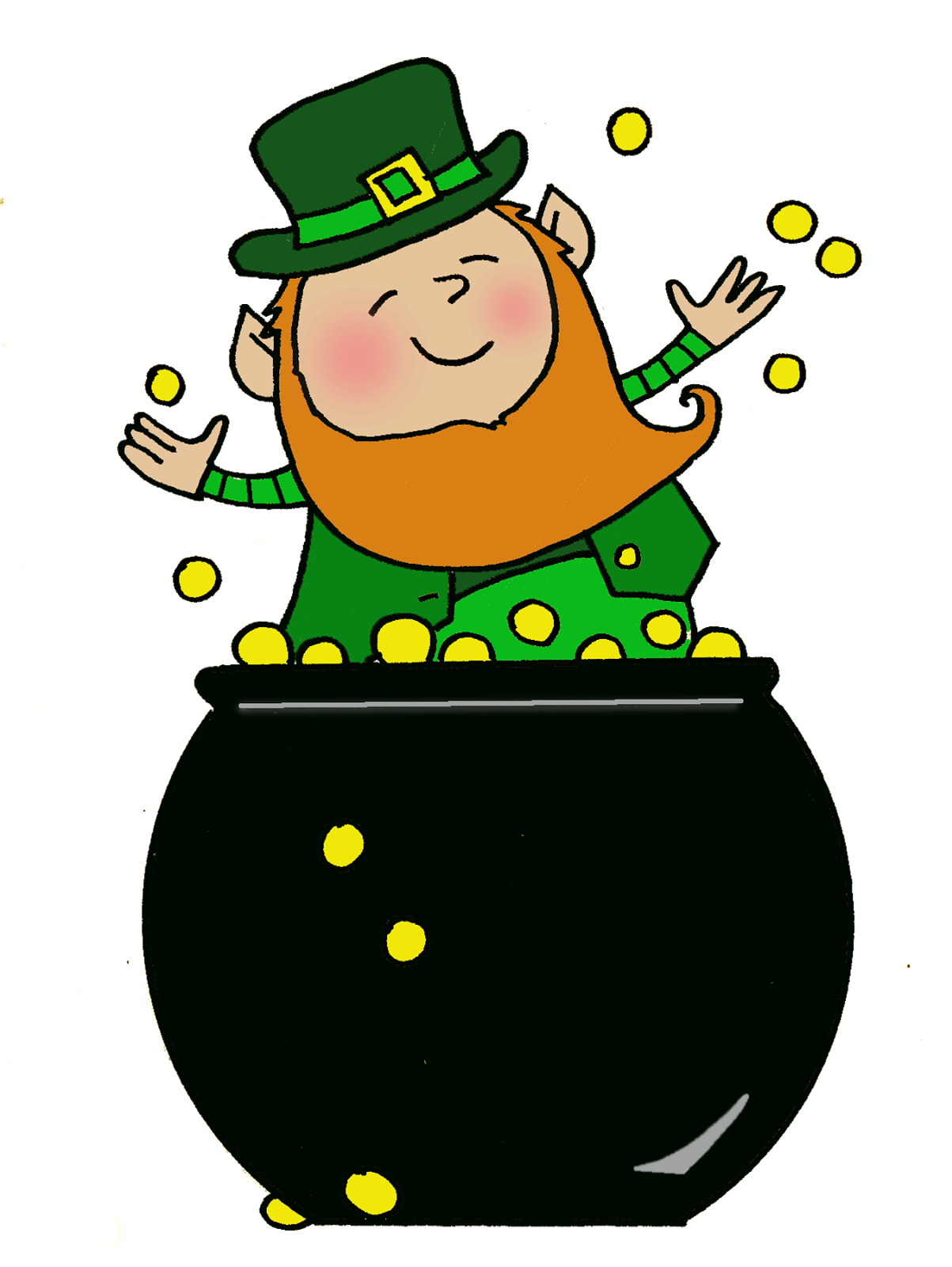The best free Leprechaun clipart images. Download from 458.