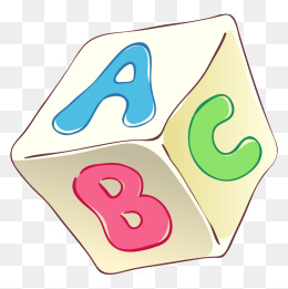 Letter Cube Png, Vector, PSD, and Clipart With Transparent.