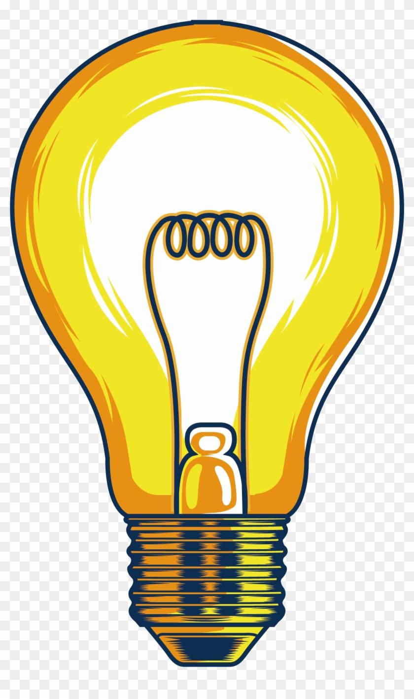 Bulb Clipart Luz.