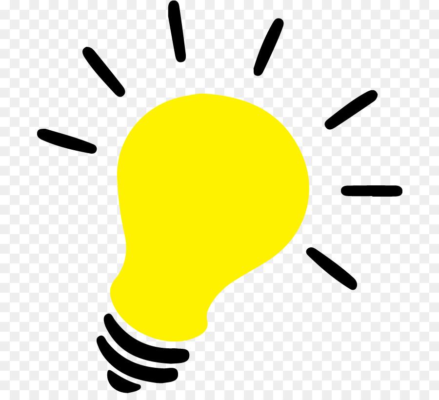 Light Bulb Cartoon.