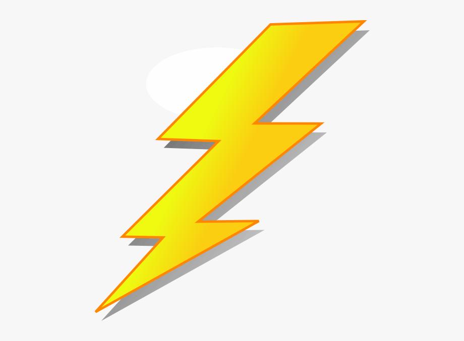 Lightning Strike Clipart.