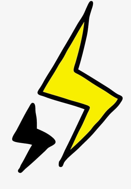 Cartoon Lightning PNG, Clipart, Animation, Cartoon Clipart.