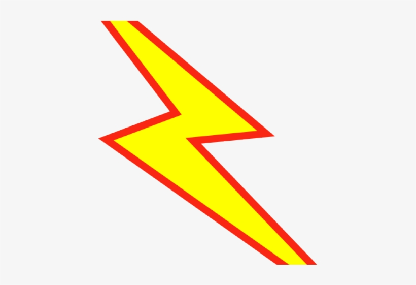 Lightning Clipart Red Lightning.