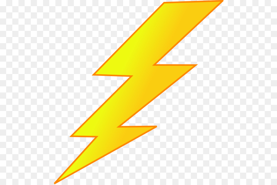 Lightning Cartoon png download.