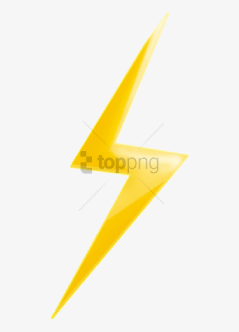 Free Png Cartoon Lightning Transparent Png Image With.
