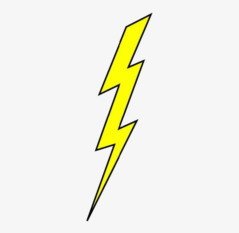 An Error Occurred Lightning Bolt Png.