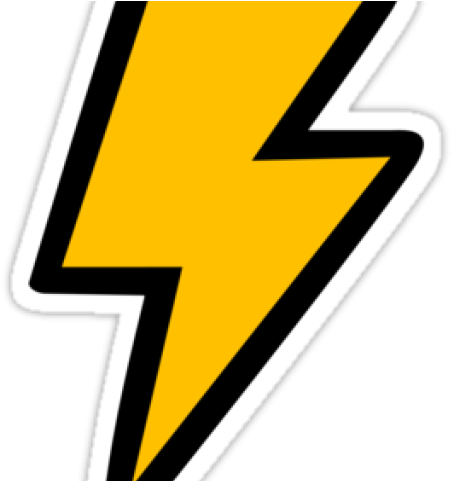 HD Cartoon Lightning Bolt Png Transparent PNG Image Download.