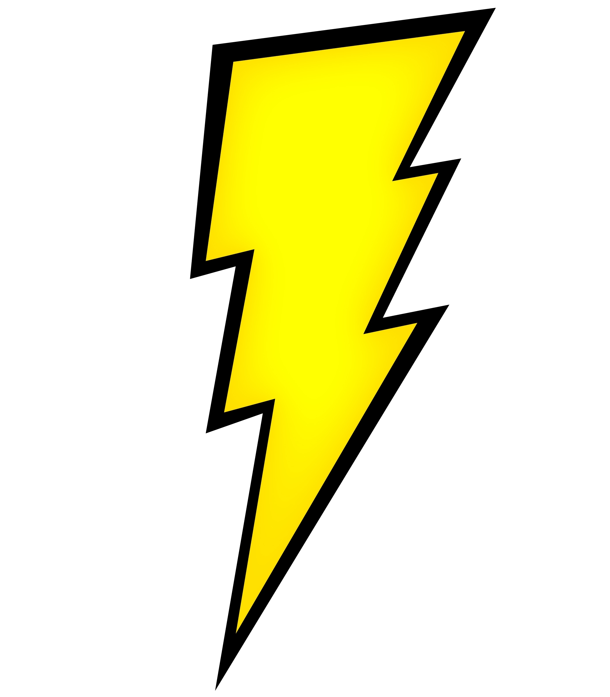 Zeus Lightning Cloud Clip art.