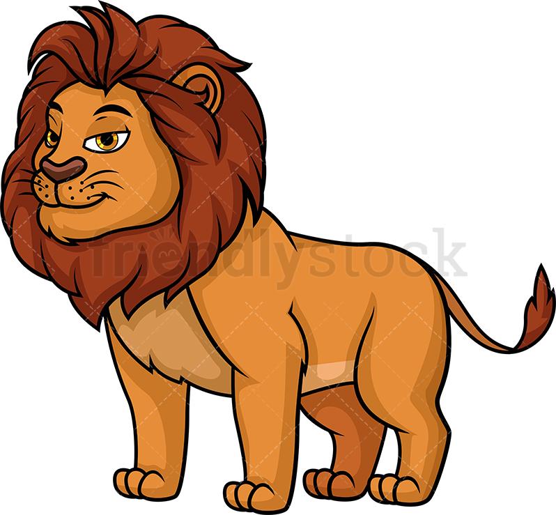 Wild Lion.