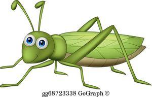 Locusts Clip Art.