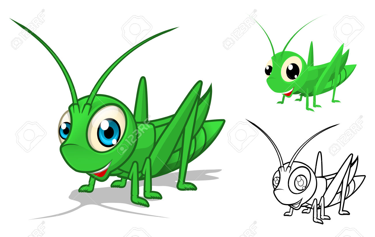 Collection of Locust clipart.
