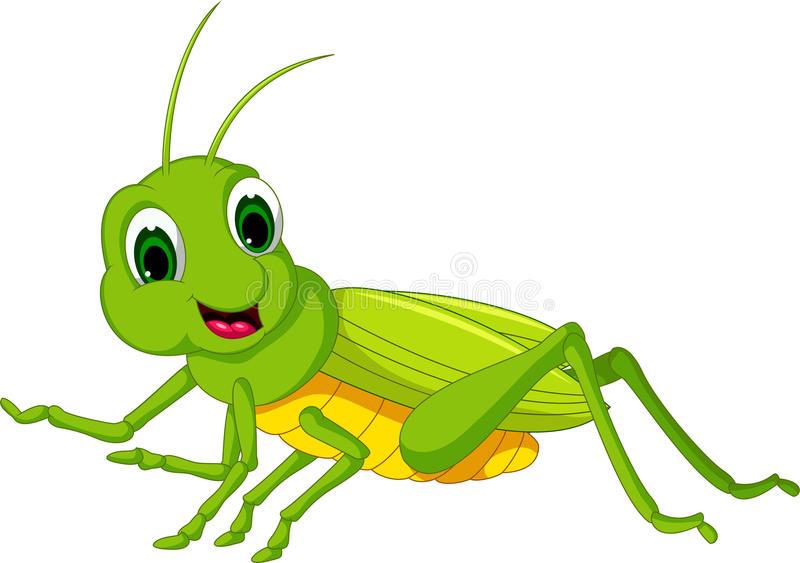 Cartoon Locust Stock Illustrations.