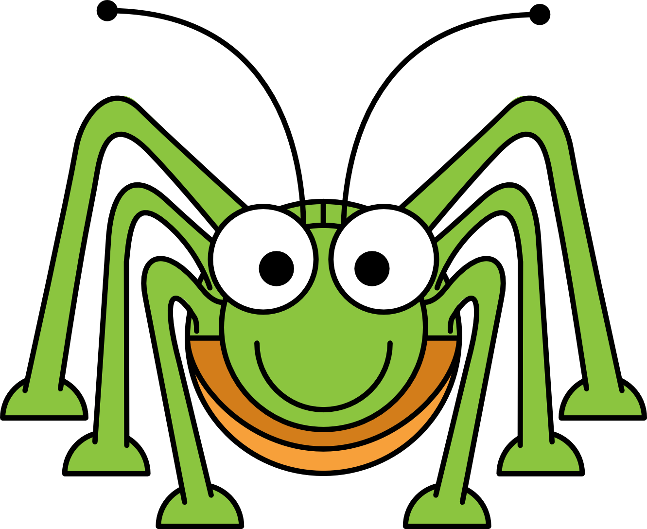 Free Grasshopper Cartoon Images, Download Free Clip Art.