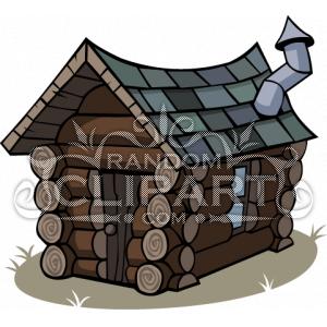 cabin art.
