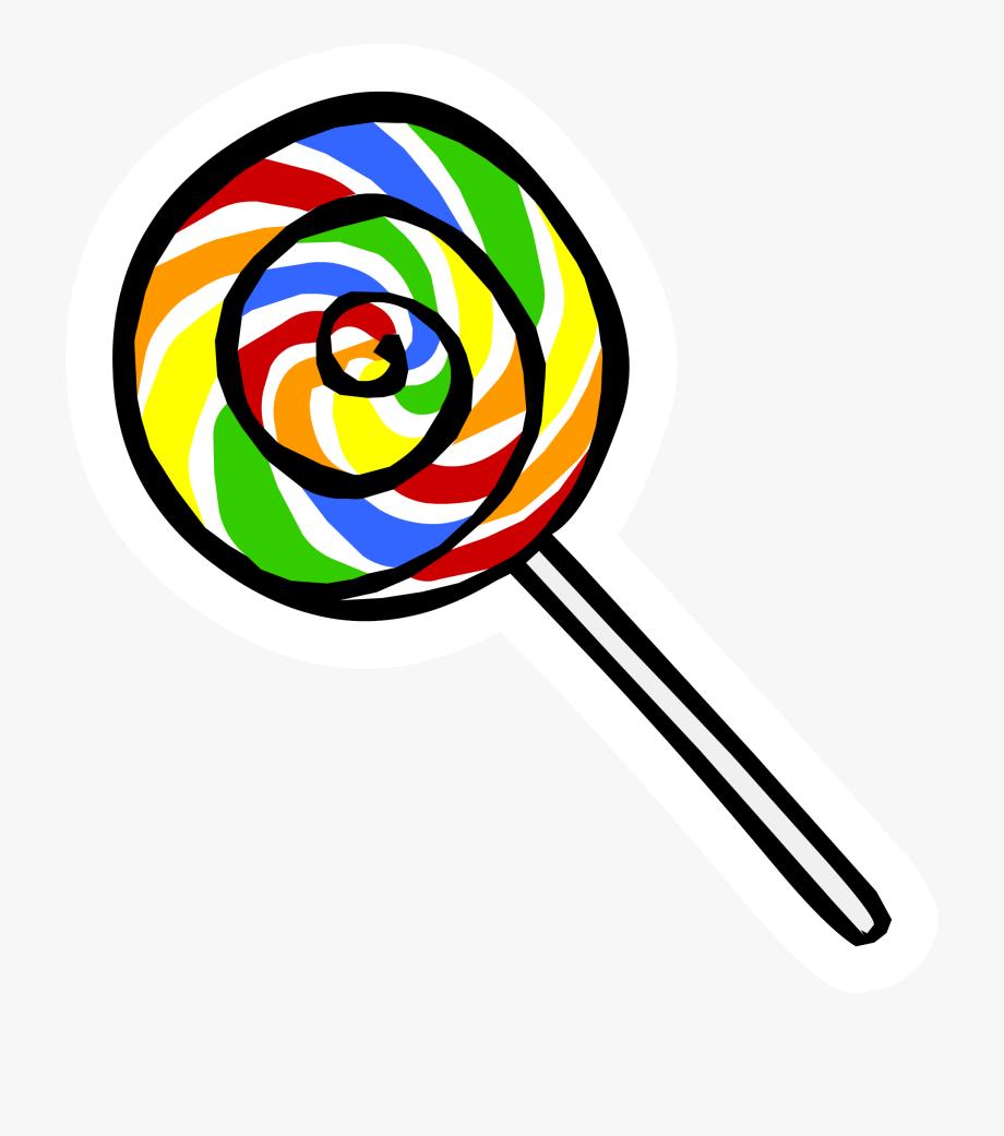 Lollipop Clipart.