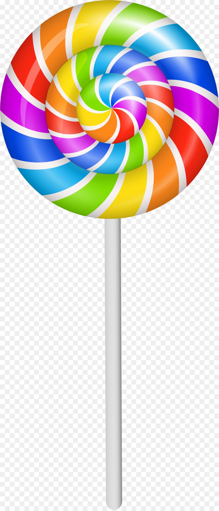 Lollipop Cartoon.